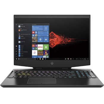 Notebook HP Omen 15-dh0028nl i7-9750H 16Gb 1256Gb SSD 15.6' NVIDIA GeForce RTX 2060 Ti 6GB Gaming Win. 10 HOME