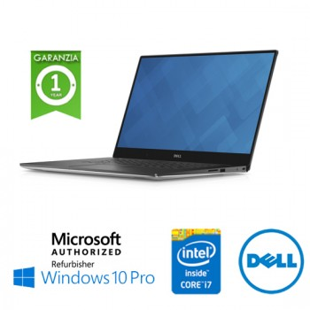 Notebook Dell XPS 15 9550 Core i7-6700HQ 8Gb 512Gb SSD 15.6' Touch Screen Windows 10 Professional