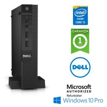 PC Dell Optiplex 3020M USDT Core i5-4590T 2.0GHz 8Gb Ram 500Gb NO ODD Windows 10 Professional