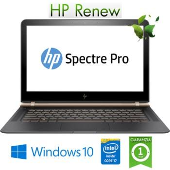 Notebook HP Spectre Pro Core i7-6500 2.5GHz 8Gb 512Gb SSD 13.3' FHD Windows 10 Pro