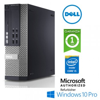 PC Dell Optiplex 7010 SFF Core i5-3470 3.2GHz 8Gb 500Gb DVD Windows 10 Professional SFF