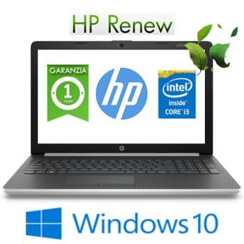 Notebook HP 15s-fq0034nl Intel Core i3-8145U 8Gb 256Gb SSD 15.6' FHD Windows 10 HOME