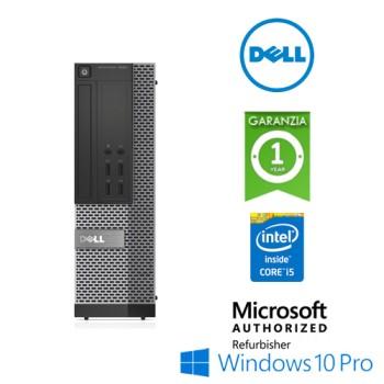 PC Dell Optiplex 7020 SFF Core i5-4570 3.3GHz 8GB 500Gb DVD Windows 10 Professional