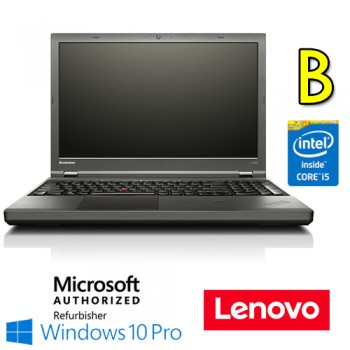Notebook Lenovo Thinkpad T540p UltraNav Core i5-4300M 8GB 500Gb 15.6' LED Windows 10 Professional [Grade B]
