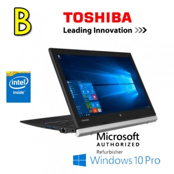 Notebook Ibrido Toshiba Portegè Z20T-B M-5Y71 8Gb Ra 256Gb SSD 12.5' Windows 10 Professional [Grade B]