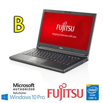 Notebook Fujitsu Lifebook E746 Core i5-6200U 8Gb Ram 256Gb SSD DVD-RW 14' Windows 10 Professional [Grade B]