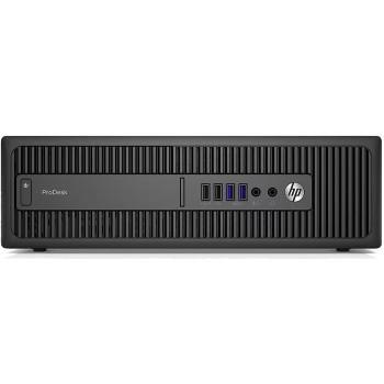 PC HP ProDesk 600 G2 SFF Core i5-6500 3.6GHz 8Gb 256Gb SSD DVD-RW Windows 10 Professional