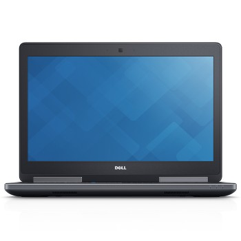 Mobile Workstation Dell Precision 7510 Core i7-6820HQ 16Gb 512Gb 15.6' Nvidia Quadro M2000M Windows 10 Pro