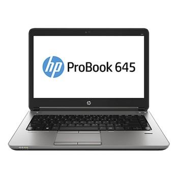 Notebook HP ProBook 645 G1 AMD A6-5350M 2.9GHz 8Gb 320Gb 14.1' Webcam Windows 10 HOME [Grade B]