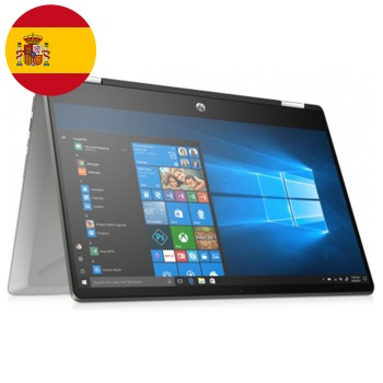 Notebook HP 14-dh1000ns i7-10510U 16Gb 512Gb SSD 14' Nvidia GeForce MX250 2GB Win 10 HOME [LINGUA SPAGNOLA]