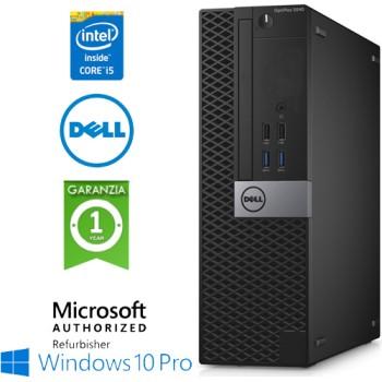 PC Dell Optiplex 5040 SFF Core i5-6500 3.2GHz 8Gb Ram 500Gb Windows 10 Professional