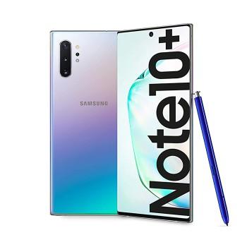 Smartphone Samsung Galaxy Note 10+ SM-N975F 6.8' FHD 12Gb RAM 256Gb 16MP Argento