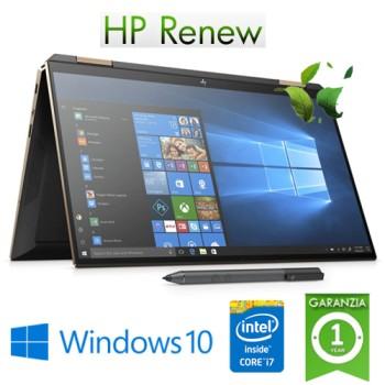 Notebook Convertible HP Spectre x360 15-df1012nl Core i7-10510U 16Gb 512Gb SSD 15.6' MX 250 2GB Win. 10 HOME