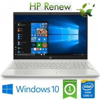 Notebook HP Pavilion 15-cs3070nl i7-1065G7 8Gb 512Gb SSD 15.6' FHD NVIDIA GeForce MX250 2GB Windows 10 HOME