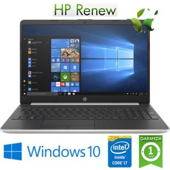 Notebook HP 15-dw0125nl Core i7-8565U 1.6GHz 8Gb 256Gb SSD 15.6' FHD Nvidia GeForce MX130 2GB Windows 10 HOME