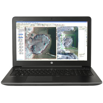 Mobile Workstation HP ZBOOK 15 G3 Core i7-6820HQ 2.7GHz 16Gb 1Tb 15.6' HD Graphics 530 Win. 10 Pro. [Grade B]