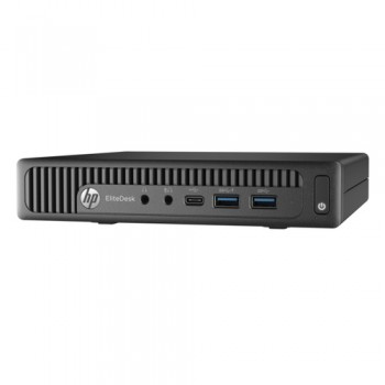 UltraSlim Tiny PC HP EliteDesk 800 G2 DM Core i5-6500T 2.5GHz 8Gb Ram 256Gb NO-ODD Windows 10 Professional