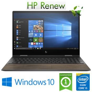 Notebook HP Envy X360 15-dr1030nl Core i5-10210U 16Gb 512Gb SSD 15.6' UHD Nvidia GeForce MX250 4GB Win 10 HOME