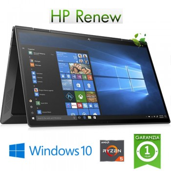 Notebook HP ENVY x360 13-ay0005nl RYZEN5-4500U 2.3GHz 8Gb 512Gb SSD 13.3' FHD BV LED TS Win 10 HOME