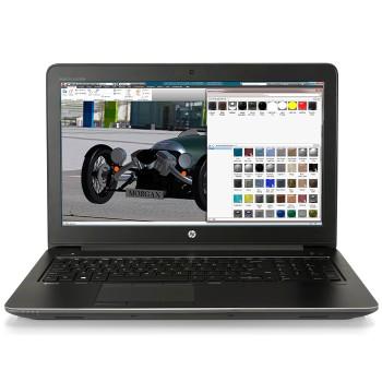 Mobile Workstation HP ZBOOK STUDIO 15 G4 Core i5-7300HQ 16Gb 256Gb SSD 15.6' Nvidia Quadro M1200 Win. 10 Pro