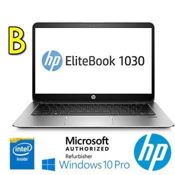 Notebook HP EliteBook 1030 G1 m7-6Y75 16Gb Ram 512Gb SSD 13.3' Windows 10 Professional [Grade B]