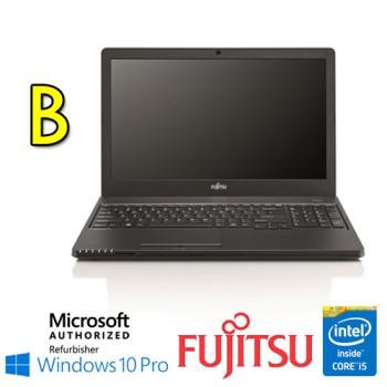 Notebook Fujitsu Lifebook A555 Core i5-5200U 8Gb Ram 500Gb 15.6' HD Windows 10 Professional [Grade B]