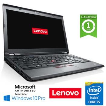 Notebook Lenovo ThinkPad X230 Core i5-3210M 2.5GHz 8Gb 240Gb SSD 12.5' Windows 10 Professional