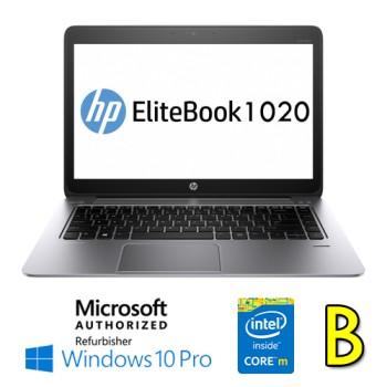 Notebook HP EliteBook Folio 1020 G1 M-5Y51 8Gb 256Gb SSD 12.5' Windows 10 Professional [Grade B]