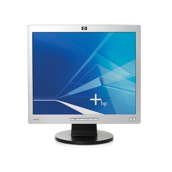 Monitor LCD 17 Pollici HP L1706 Silver Carbon TCO03 4:3