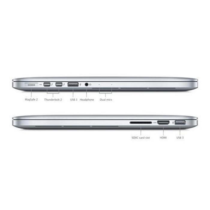 Apple MacBook Pro MJLT2LL/A Core i7-4870HQ 16Gb Ram 512Gb SSD 15.6' MacOS