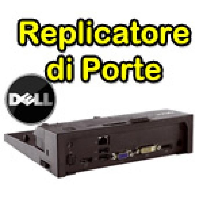 Replicatore di porte DOCKING  Dell PR03X E-Port per Dell Latitude serie E M e X