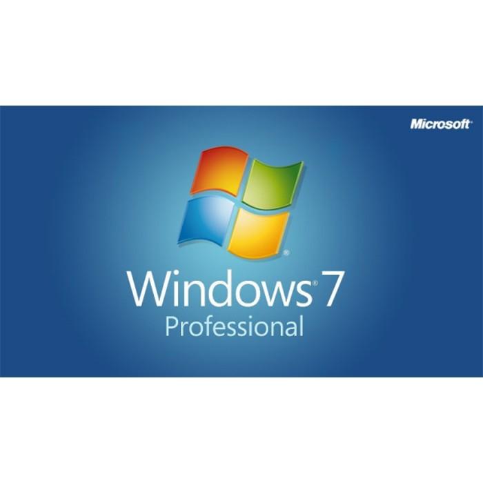 Installazione Sistema Operativo Windows 7 Professional con licenza (Ordinabile solo con nostri PC)
