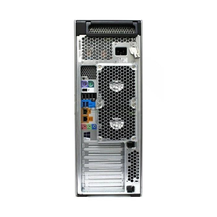 Workstation HP Z620 Xeon E5-2620 32Gb 1Tb DVDRW Quadro K2000 2Gb Windows 10 Professional