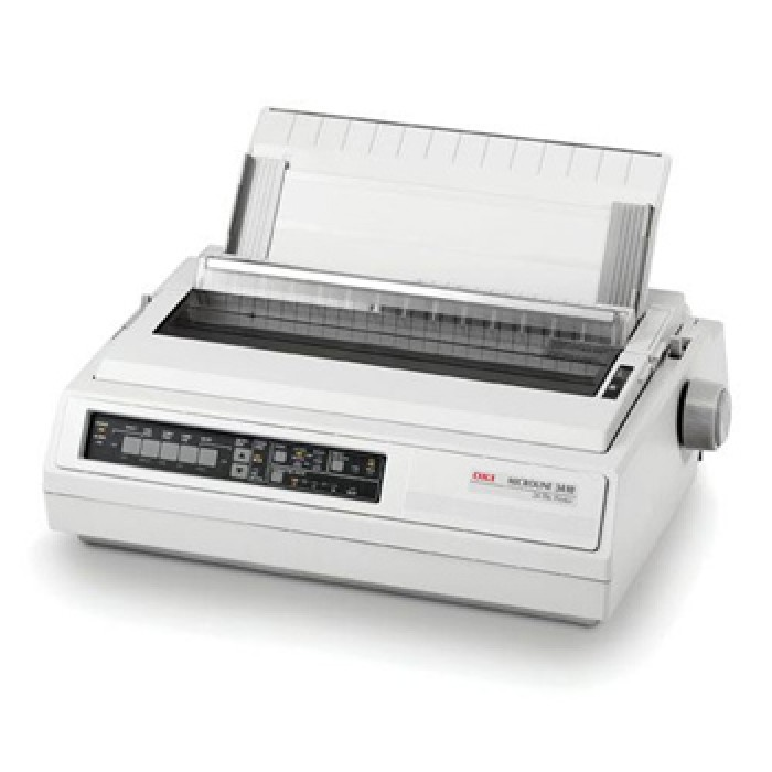 Stampante ad aghi OKI Microline 3410 Parallela 288x144 DPI
