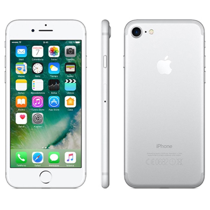 Apple iPhone 7 128Gb Silver A10 MN932ZD/A 4.7' Argento