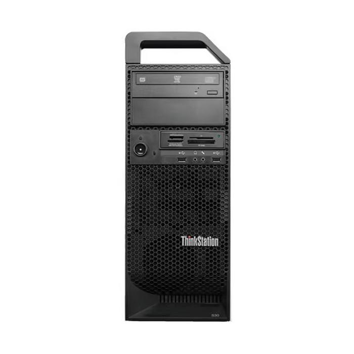 Workstation Lenovo ThinkStation S30 Xeon E5-1660 v2 16Gb 512Gb SSD DVD Quadro K4000 2Gb Windows 10 Pro