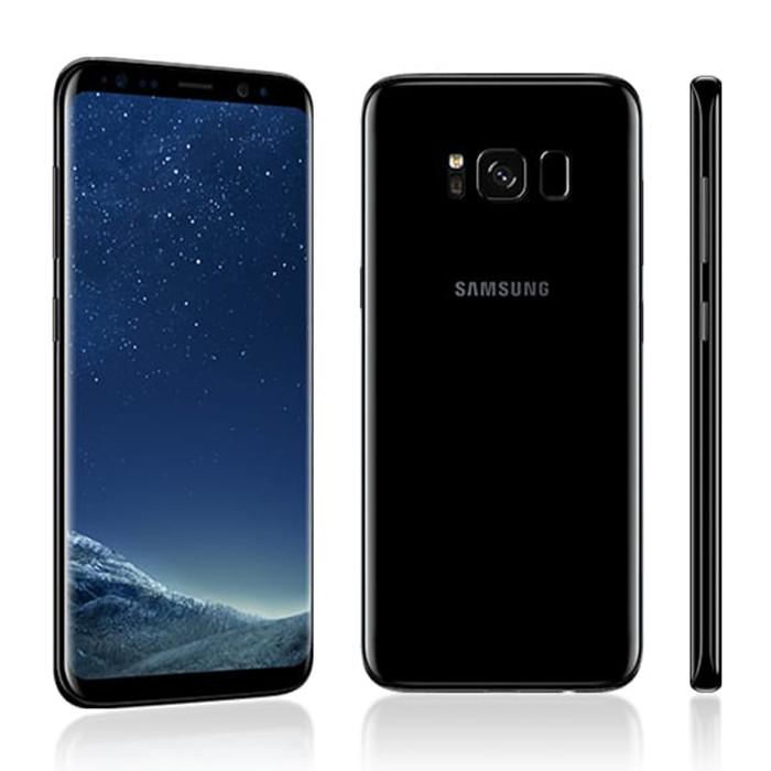 Smartphone Samsung Galaxy S8 SM-G950F 5.8' FHD 4G 64Gb 12MP Black [Grade B]