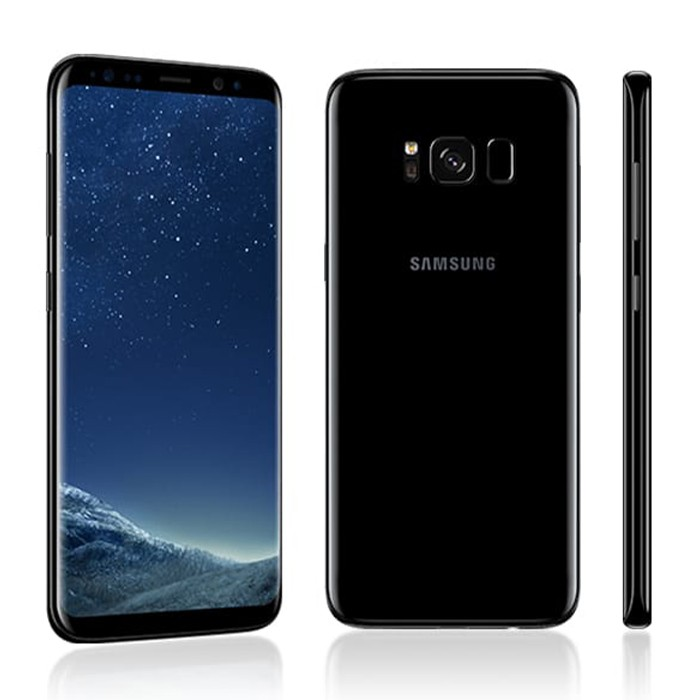 Smartphone Samsung Galaxy S8+ SM-G955F 6.2' FHD 4G 64Gb 12MP Black [Grade B]