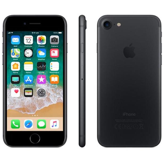 Apple iPhone 7 128Gb Matte Black A10 MN962ZD/A 4.7' Nero Opaco [Grade B]