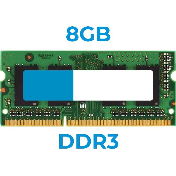 UPGRADE da 8Gb a 16Gb Sodimm DDR3 x PORTATILI (Ordinabile solo con nostri Notebook)
