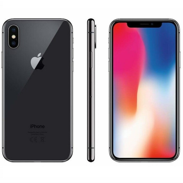 Apple iPhone X 64Gb Space Gray A11 MQAC2QL/A 5.8' Grigio Siderale