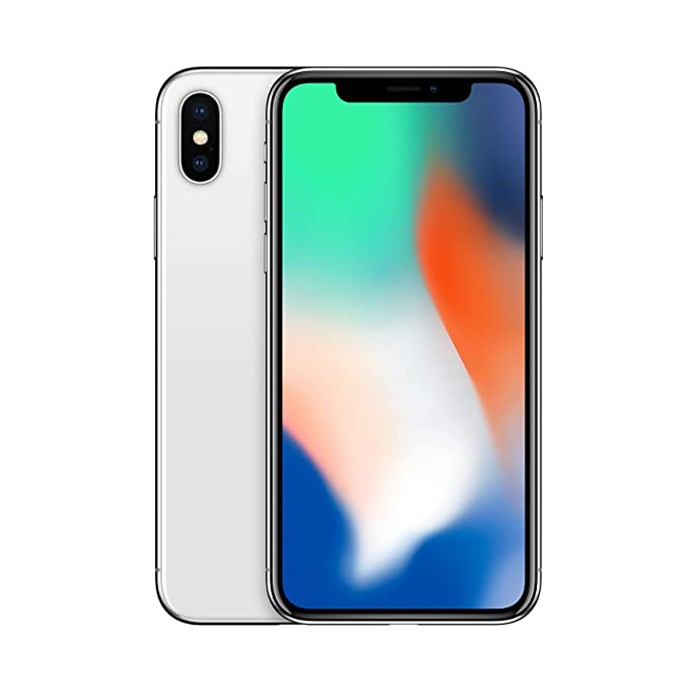 Apple iPhone X 256Gb Silver A11 MQAG2QL/A 5.8' Argento