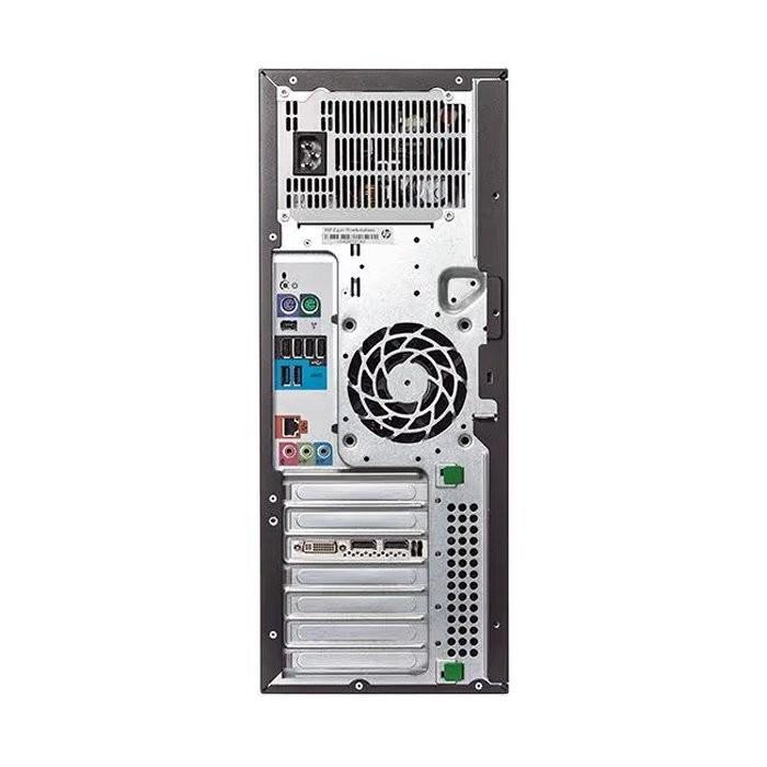 Workstation HP Z420 Xeon HEXA Core E5-1660 3.3GHz 32Gb 256Gb SSD QUADRO K4000 3Gb Windows 10 Professional