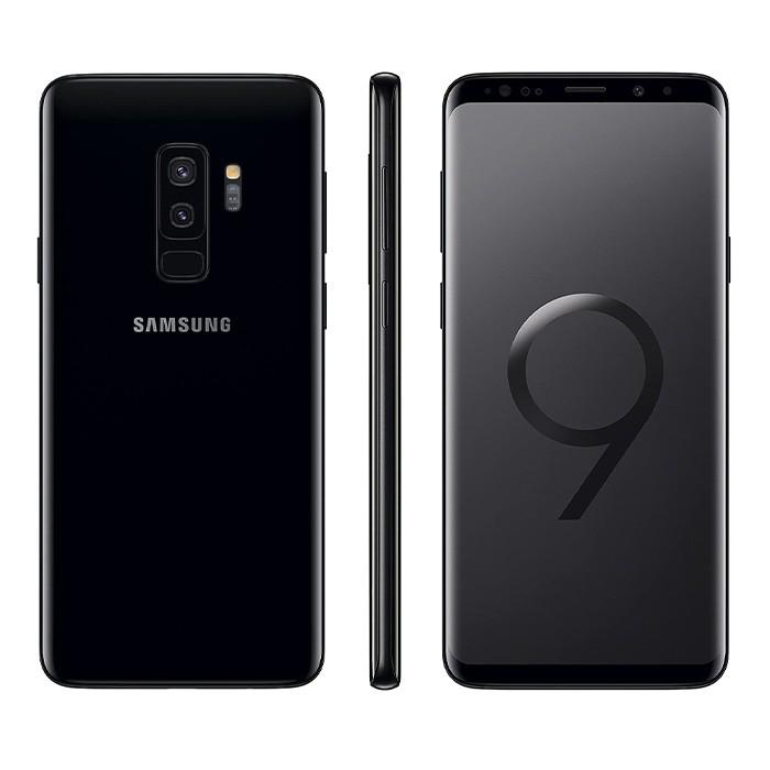 Smartphone Samsung Galaxy S9+ SM-G965F 6.2' FHD 6G 64Gb 12MP Black