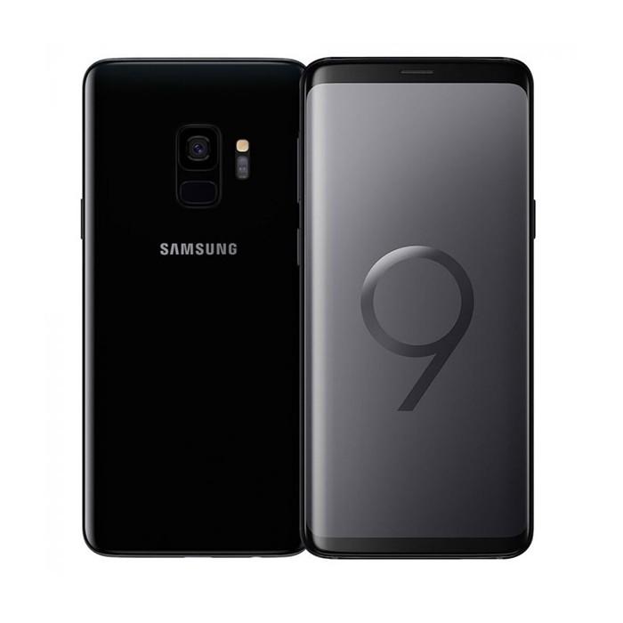 Smartphone Samsung Galaxy S9 SM-G960F 5.8' FHD 4G 64Gb 12MP Black [Grade B]