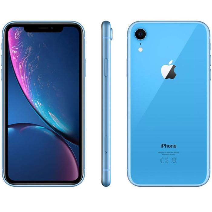 Apple iPhone XR 64Gb Blue A12 MT0E2J/A 6.1' Blu