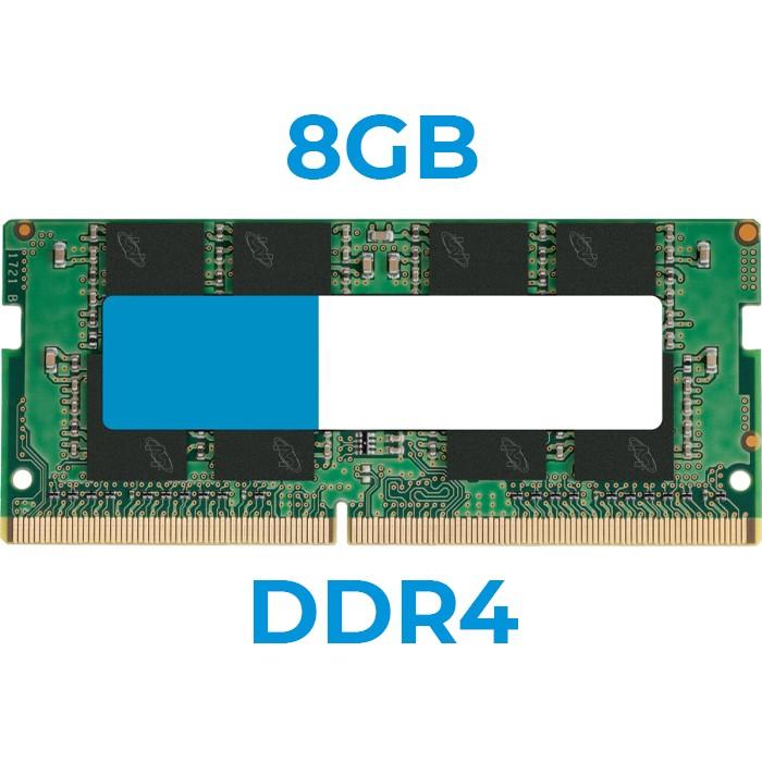 UPGRADE da 8Gb a 16Gb Sodimm DDR4 x PORTATILI (Ordinabile solo con nostri Notebook)
