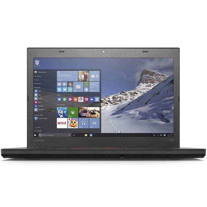 Notebook Lenovo Thinkpad T460 Core i5-6300U 8Gb 256Gb 14' Windows 10 Professional