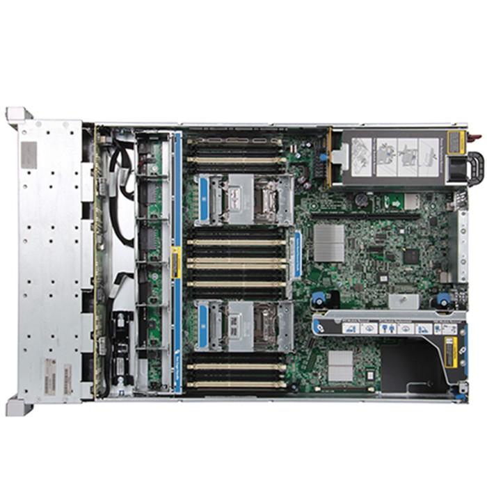 Server HP Enterprise Proliant DL380 G8 (2) Xeon E5-2630 15Mb Cache 64Gb Ram 2.4Tb (2) PSU Smart Array P420i