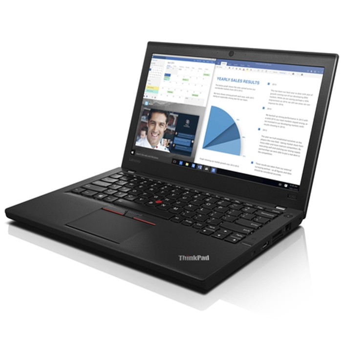 Notebook Lenovo Thinkpad X260 Core i5-6200U 2.3GHz 8Gb 256Gb SSD 12.5' Windows 10 Professional